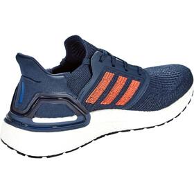 adidas Ultraboost 20 Zapatillas Hombre, collegiate navy/solar red/royal blue